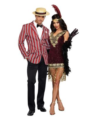 Men's Vintage Style Clothing Adult Good Time Charlie Costume $54.99 AT vintagedancer.com