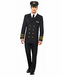 adult navy officer costume - Halloween Army Costumes