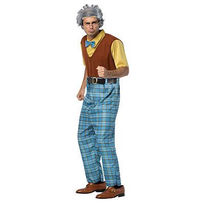 Vintage Men's Costumes – 1920s, 1930s, 1940s, 1950s, 1960s Adult Grandpa Costume $39.99 AT vintagedancer.com