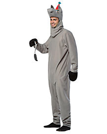 Adult Pin the Tail on the Donkey One Piece Costume