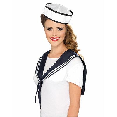 Vintage Inspired Halloween Costumes Sailor Costume Kit $12.99 AT vintagedancer.com
