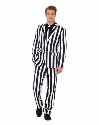 Victorian Men's Costumes: Mad Hatter, Rhet Butler, Willy Wonka Mens Humbug Suit Costume by Spirit Halloween $99.99 AT vintagedancer.com