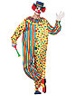 Adult Spots the Clown One Piece Costume