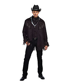 adult buck wild costume - Classic Mens Halloween Costumes