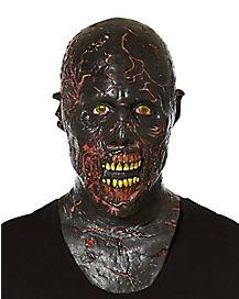 Charred Walker Mask - The Walking Dead