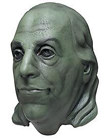 Benjamin Franklin Mask