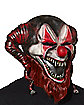 Red Bearded Jester Mask