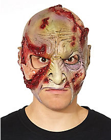 Chinless Rotted Zombie Mask