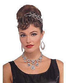 Diamond Vintage Necklace