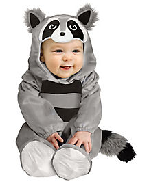 Baby Raccoon One Piece Costume