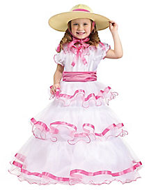 Toddler Southern Belle Costume