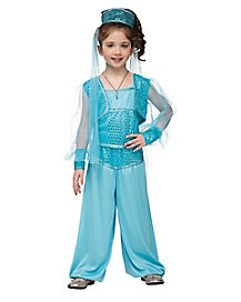 Toddler Arabian Princess Costume