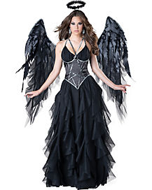 Adult Dark Angel Costume - Theatrical