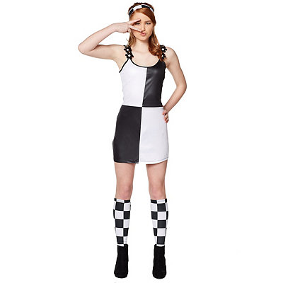 1960s Party Costumes Adult Yeah Baby 60s Costume $39.99 AT vintagedancer.com