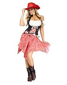 Adult Howdown Honey Costume