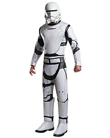 Adult Flame Trooper Costume - Star Wars Force Awakens