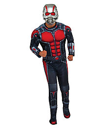 Adult Ant-Man Costume Deluxe - Antman