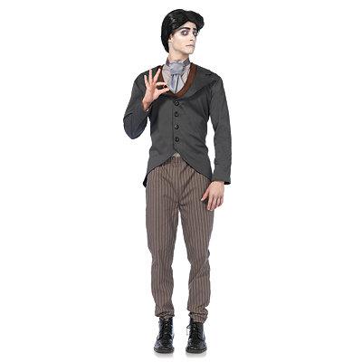 Victorian Mens Suits & Coats Adult Victor Costume - Tim Burtons Corpse Bride $84.99 AT vintagedancer.com