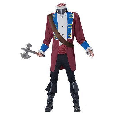 Steampunk Clothing- Men's Adult Headless Horseman Costume $59.99 AT vintagedancer.com