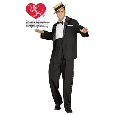 1950s Style Mens Suits Adult Ricky Ricardo Costume - I Love Lucy $64.99 AT vintagedancer.com