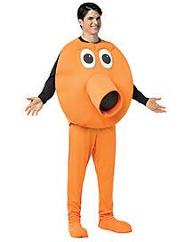 Adult Q Bert Costume - Pixels