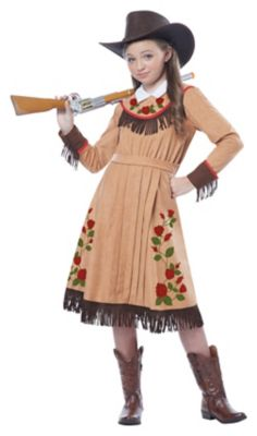1940s Children's Clothing: Girls, Boys, Baby, Toddler Kids Cowgirl Costume by Spirit Halloween $36.99 AT vintagedancer.com