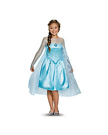 Kids Elsa Costume - Frozen