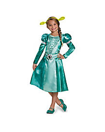 Kids Fiona Costume - Shrek
