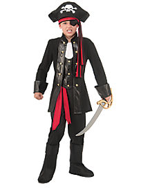 Kids Seven Seas Pirate Costume