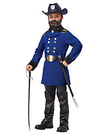 Kids Union General Costume