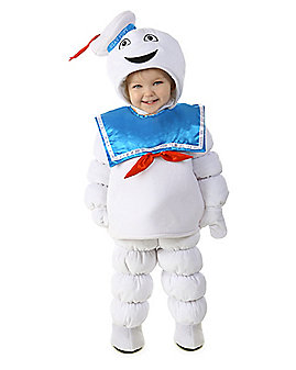 Toddler Stay Puft Costume - Ghostbusters