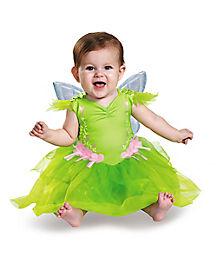 Baby Tinker Bell Costume Deluxe - Peter Pan