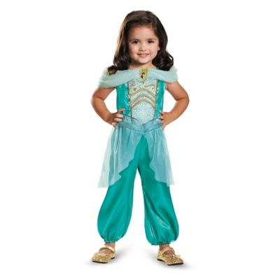 Toddler Princess Jasmine Costume - Aladdin