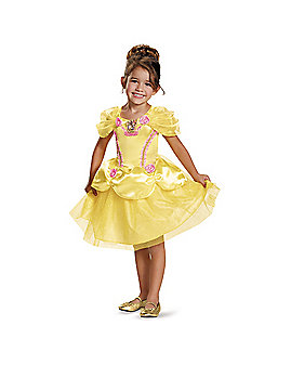 Toddler Belle Costume - Beauty and the Beast