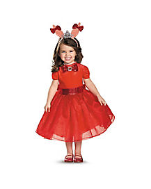 Toddler Olivia Costume Deluxe - Olivia