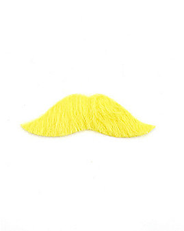 Yellow Moustache