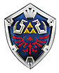 Link Shield - The Legend of Zelda