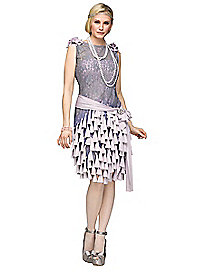 adult daisy buchanan costume the great gatsby - Daisy Dukes Halloween Costume