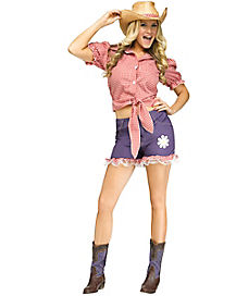 5494cebc2b Adult Daisy Duke Costume - Dukes of Hazzard - Spirithalloween.com