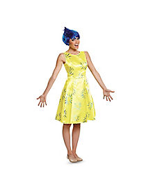 Adult Joy Costume - Inside Out