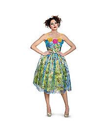 Adult Drisella Costume Deluxe - Cinderella Movie
