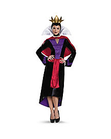 Adult Evil Queen Costume Deluxe - Snow White and the Seven Dwarfs