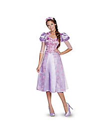Adult Rapunzel Costume Deluxe - Tangled
