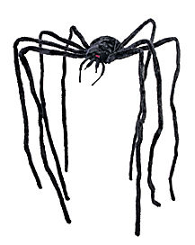 9 ft giant spider decorations - Halloween Spider Decoration