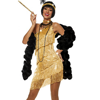 1920s Style Costumes 60 in Deluxe Faux Fur Shawl $24.99 AT vintagedancer.com