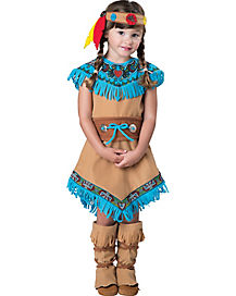 Toddler Dream Catcher Native American Costume