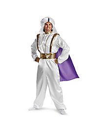 Adult Aladdin Costume Deluxe - Disney
