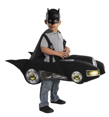 BATMAN BATMOBILE TODDLER COSTUME