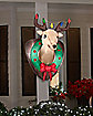 3.5 Ft Mounted Deer Head Inflatable - Decorations