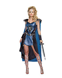 Adult Sexy King Slayer Costume